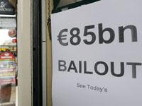 2010 loser: Irish economy. (Reuters)