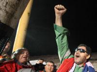 2010 winners: Chilean miners. (Reuters)