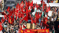 Will unrest in Tunisia, Egypt and Jordan spread to the rest of the Arab world? (Getty)
