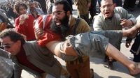 Egypt unrest: casualties of the violence
