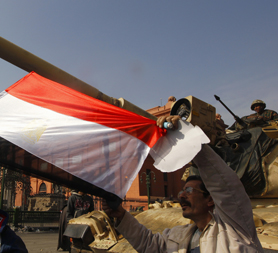 Is there a coup brewing in Egypt's Army? - Reuters