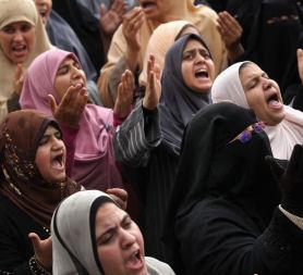 Deadlock in Egypt as talks continue (Getty)
