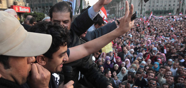 Egypt: behind the online 'hero' who galvanised the protests