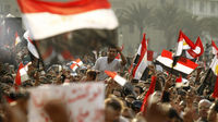 Egypt releases political prisoners, as Tahrir shuns pop star