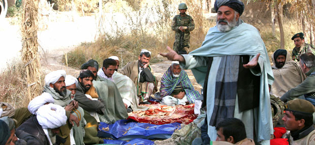 Afghanistan: nearly ten years, what progress in Helmand?
