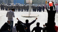 Middle East unrest spreads as protesters clash with police