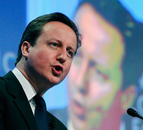 David Cameron wades into the super-injunction row (reuters)