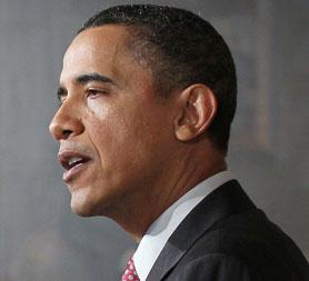 Facing a budget battle - Barack Obama (Getty)