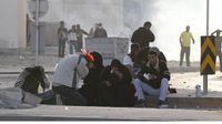 Bahrain tear gas may have been supplied by the UK (Reuters)