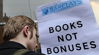 Barclays targeted by UK Uncut tax protesters (Image: Getty)