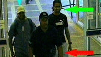 CCTV of London bombers on scouting mission at King's Cross (Reuters)