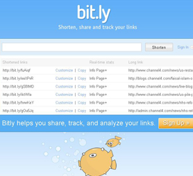 Bit.ly survives Libyan censorship to spread the word of protesters (courtesy bit.ly)
