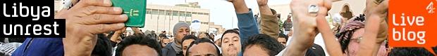 LIVE BLOG: Libya crisis - latest on Gaddafi and evacuation plan.