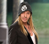 John Galliano arrested after alleged verbal assault in Paris (reuters)