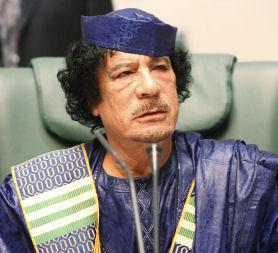 Libya has chemical weapons, but will Colonel Gaddafi use them? (Reuters)