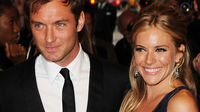 Phone hacking claims: Sienna Miller and Jude Law