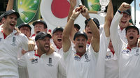 England wrap up historic Ashes series triumph - Reuters