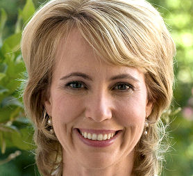 Arizona shooting: Gabrielle Giffords survived against the odds(Reuters)