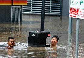 Australia floods