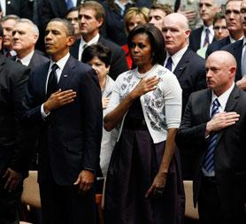 Arizona shooting: Obama urges healing