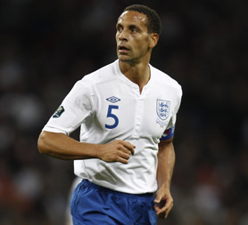 Barclays Permier League teams up with Playing for Success - Rio Ferdinand (Reuters)
