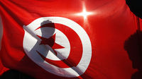 Tunisia flag (Reuters)