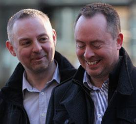 Gay couple win hotel discrimination case