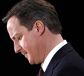David Cameron has offered his sympathies to Riven Vincent (Image: Getty)