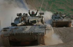 Israeli soldiers ordered to 'cleanse' Gaza