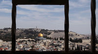 Jerusalem's Dome of the Rock (Reuters)