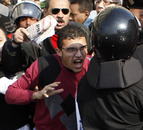 Widespread protests in Egypt, Twitter down - Reuters