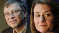 Bill and Melinda Gates (Reuters)
