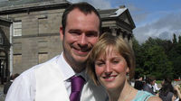 Bristol murder: Joanna Yeates and Greg Reardon.
