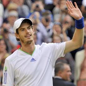 A poem for a Briton at Wimbledon