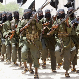 Al-shabaab fighters (Reuters)