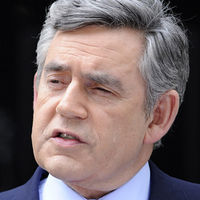 Former Prime Minister Gordon Brown has been told by police that his bank accounts may have been illegally accessed by the Sunday Times when he was Chancellor (Reuters)
