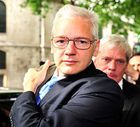 Wikileaks founder Julian Assange challenged an extradition ruling in Britain's High Court today (Image: Getty)