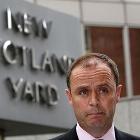 Met Police Assistant Commissioner John Yates in 2009. (Getty)
