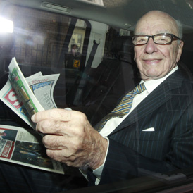 Party leaders unite against Murdoch BSkyB bid
