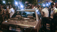 Three blasts hit Mumbai, India's financial capital (Reuters)