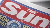The Sun's website has been targeted by computer hackers (Getty)