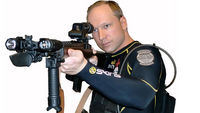 Anders Behring Breivik tells police in Norway he acted alone but denies breaking the law. (Reuters)