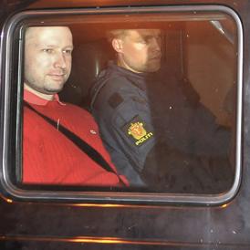 Anders Breivik - reuters