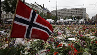 Oslo flowers. (Reuters)