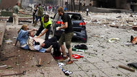 Bomb attack in central Oslo (Reuters)