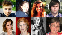 Pictures of the people killed by Anders Behring Breivik