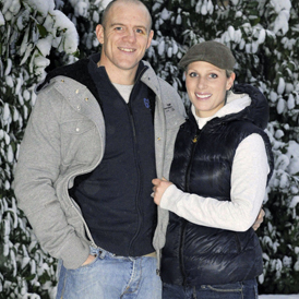 The Queen's granddaughter, Zara Phillips is getting married to England rugby star Mike Tindall in Edinburgh (Reuters)