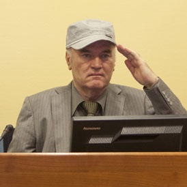 Ratko Mladic June 03 (Reuters)