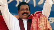 Sri Lanka's Rajapaska wins re-election