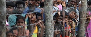 Sri Lanka's killing fields